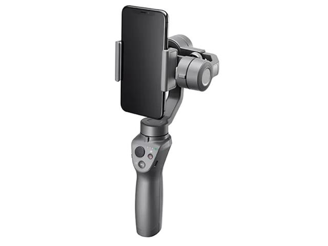 Estabilizador para Smartphone DJI Osmo Mobile 2 Cinza - 3