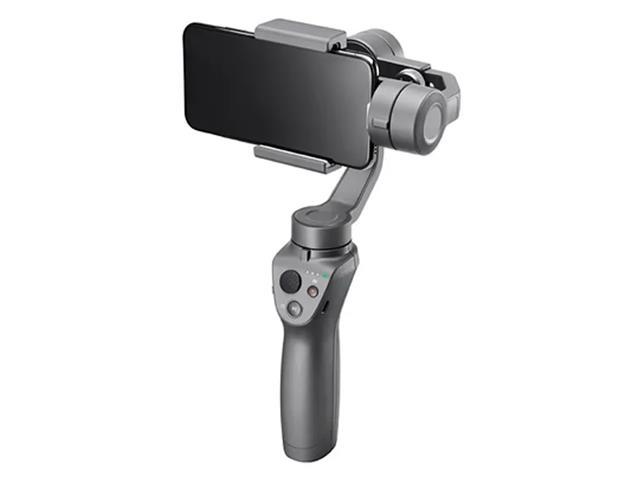 Estabilizador para Smartphone DJI Osmo Mobile 2 Cinza - 5