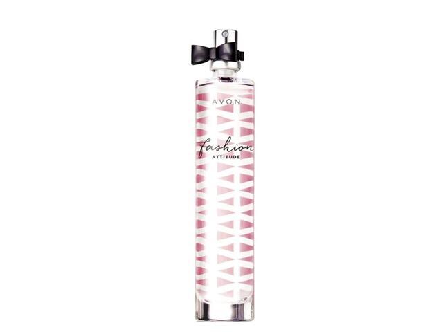 Perfume Colônia Desodorante Avon Attitude Fashion 50ml