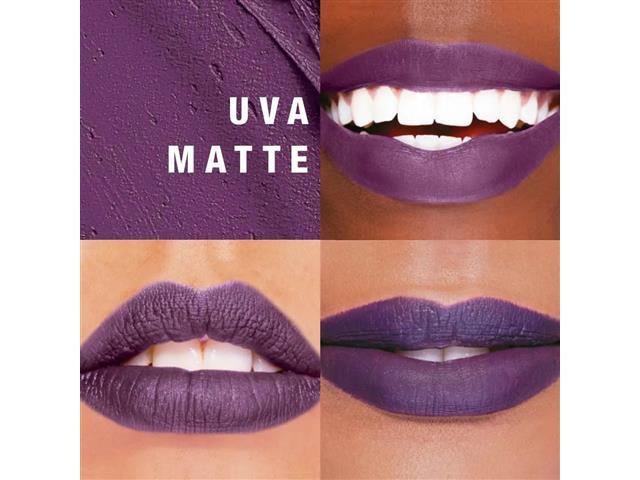 Batom em Pó Mark. Epic Lip Uva Matte 0,5 g - 1
