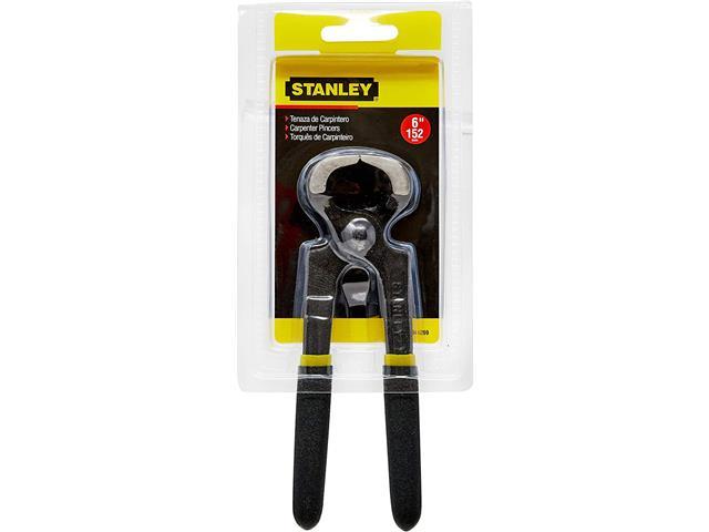 "Alicate Torquês Stanley 6"" - 3"