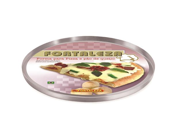 Forma para Pizza Fortaleza Hotel 40CM