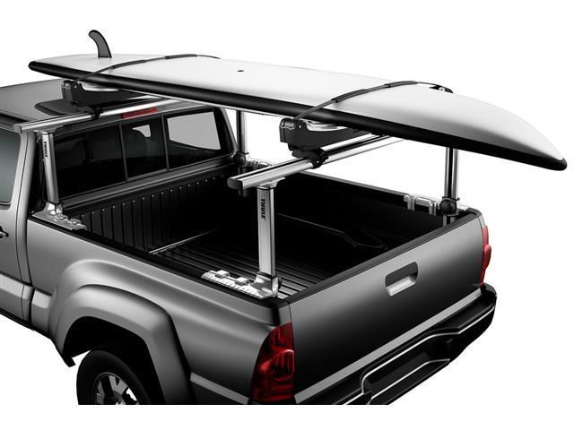 Suporte Thule Xporter 500XT Aluminium para Caçamba - 6