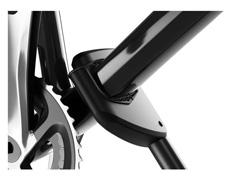 Suporte de Teto Thule ProRide 598B para 1 Bicicleta Preto - 6
