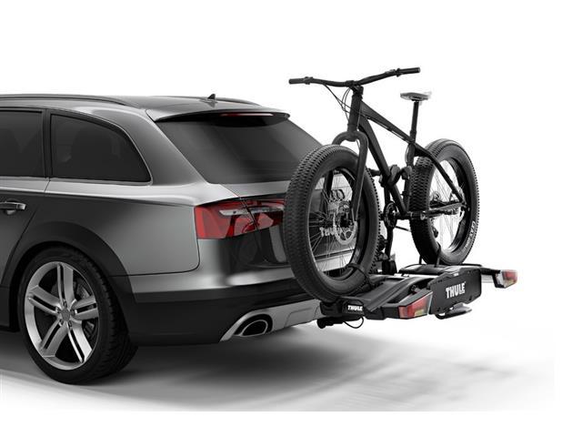 Suporte de Engate Thule EasyFold XT 933 para 2 Bicicletas - 8