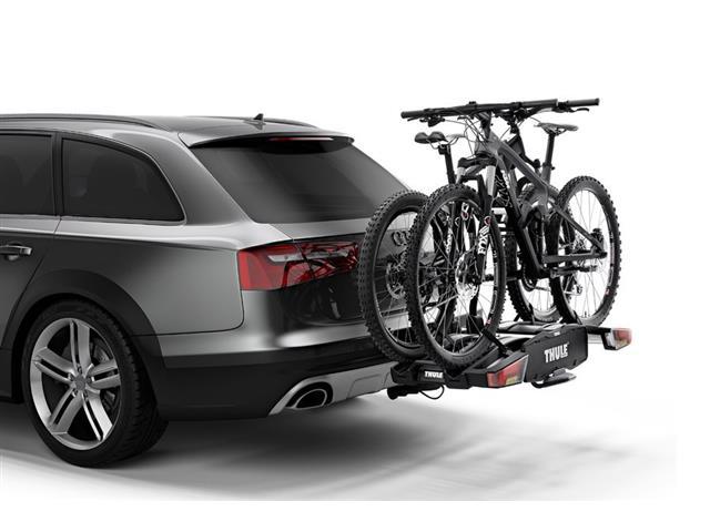 Suporte de Engate Thule EasyFold XT 933 para 2 Bicicletas - 9