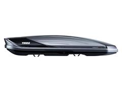 Bagageiro de Teto Thule 6119T Excellence Cinza com Preto 470 Litros