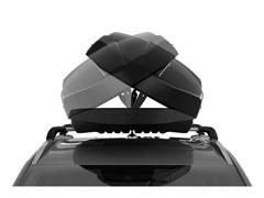 Bagageiro de Teto Thule 629701 Motion XT L Black Glossy 450 Litros - 3