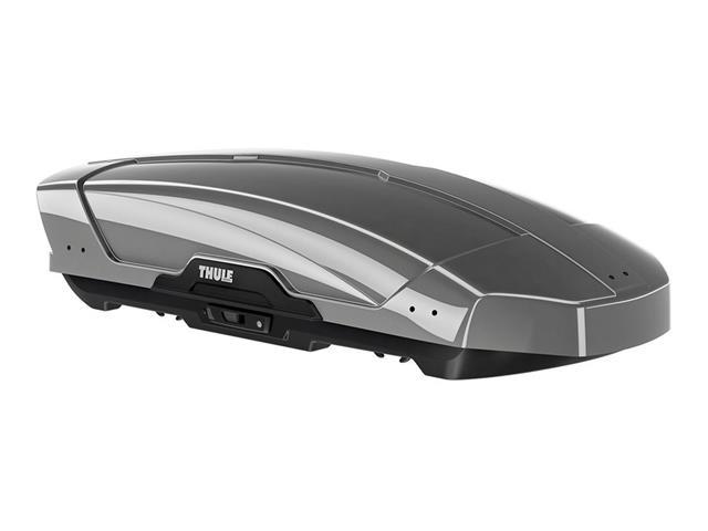 Bagageiro de Teto Thule 6292T Motion XT M Titan Glossy 400 Litros