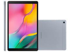 """Tablet Samsung Galaxy Tab A 32GB OctaCore 1.8GHz Wi-Fi Prata 10.1"""""""