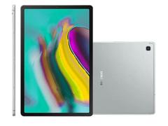 """Tablet Samsung Galaxy Tab S5e 64GB Octa 2.0GHz WiFi 4G Tela 10,5""""Prata - 1"""