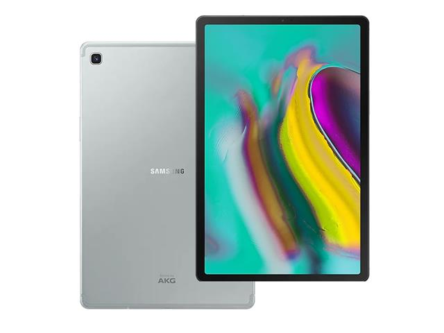 "Tablet Samsung Galaxy Tab S5e 64GB Octa 2.0GHz WiFi 4G Tela 10,5""Prata"