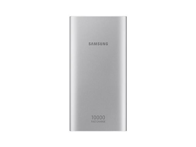 Bateria Externa Samsung carga rápida 10000mAh Prata - 2