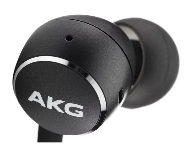 Fone Estéreo Bluetooth In Ear AKG Y100 Preto - 1