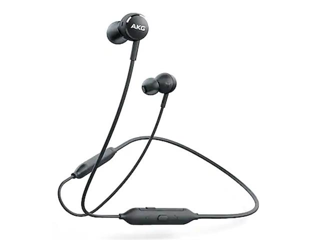 Fone Estéreo Bluetooth In Ear AKG Y100 Preto