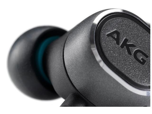 Fone Estéreo Bluetooth In Ear AKG N200 Preto - 3