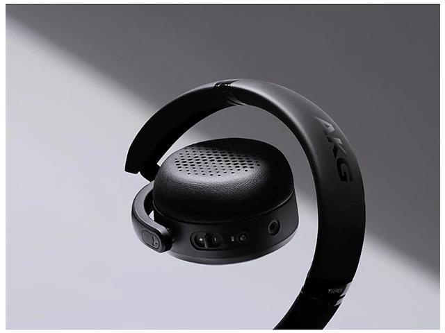 Fone Estéreo Bluetooth On Ear AKG Y500 Preto - 3