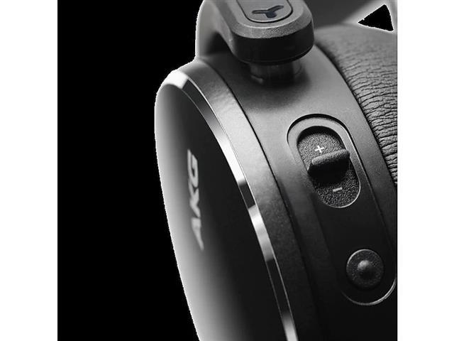 Fone Estéreo Bluetooth On Ear AKG Y500 Preto - 4