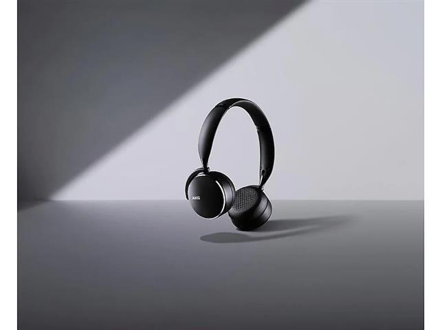 Fone Estéreo Bluetooth On Ear AKG Y500 Preto - 5
