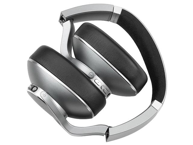Fone Estéreo Bluetooth Over Ear AKG N700 NC Prata - 1