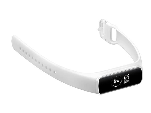 Relógio Samsung Galaxy Fit E Branco - 2