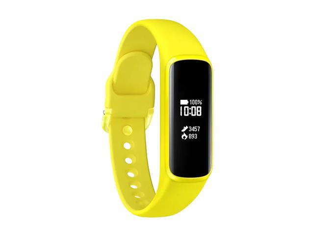 Relógio Samsung Galaxy Fit E Amarelo