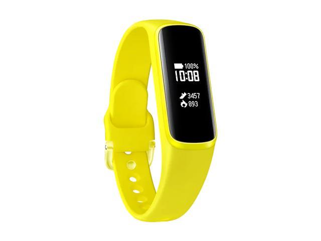 Relógio Samsung Galaxy Fit E Amarelo - 1