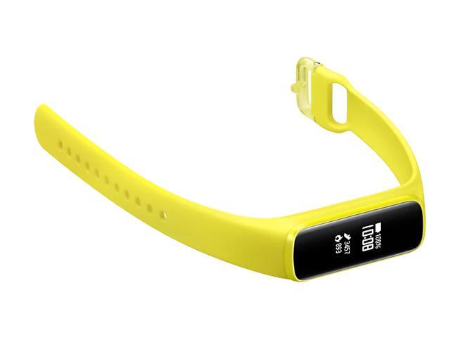 Relógio Samsung Galaxy Fit E Amarelo - 2