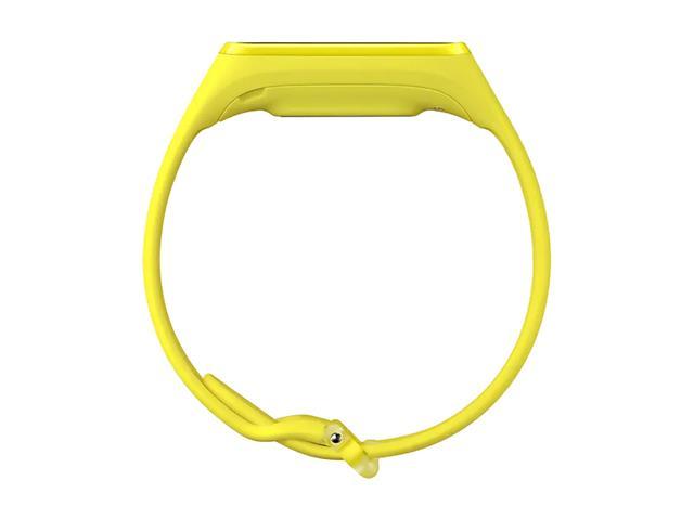 Relógio Samsung Galaxy Fit E Amarelo - 3