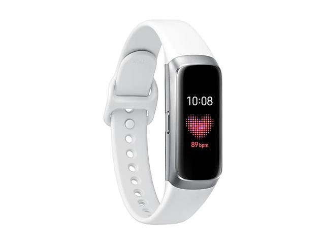 Relógio Samsung Galaxy Galaxy Fit Prata