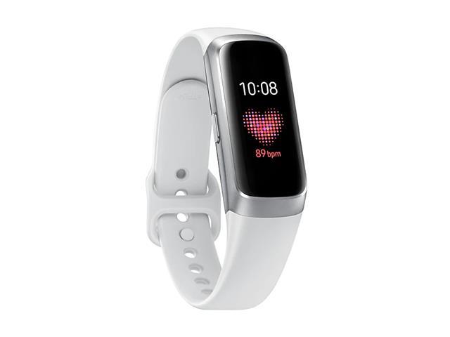 Relógio Samsung Galaxy Galaxy Fit Prata - 1