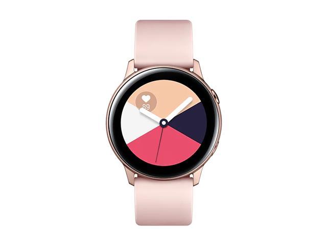 Smartwatch Samsung Galaxy Watch Active Rosé - 1