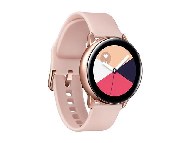 Smartwatch Samsung Galaxy Watch Active Rosé - 2