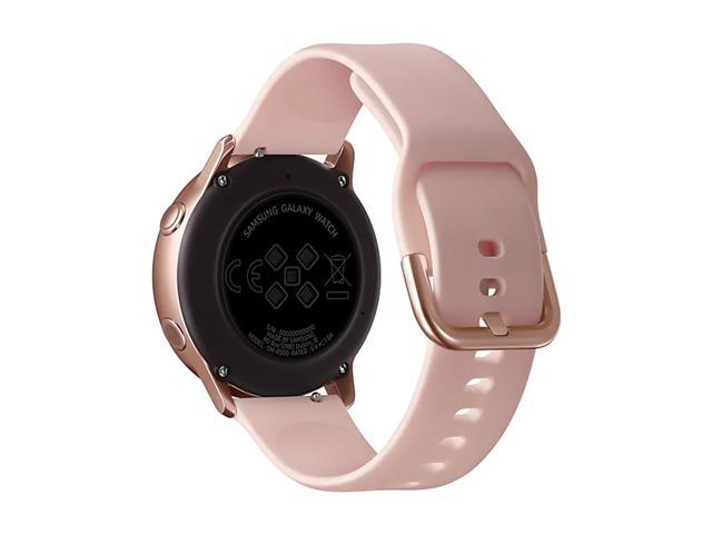 Smartwatch Samsung Galaxy Watch Active Rosé - 3