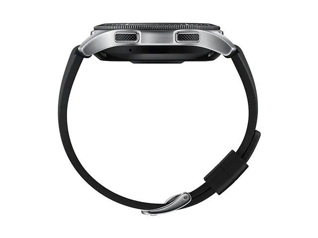 Smartwatch Samsung Galaxy Watch LTE 4G Claro BT 46mm 4GB Preto - 4