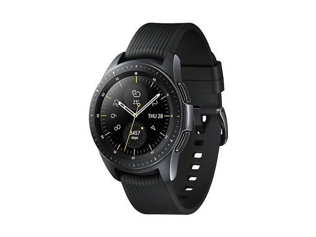 Smartwatch Samsung Galaxy Watch LTE 4G Claro BT 42mm 4GB Preto