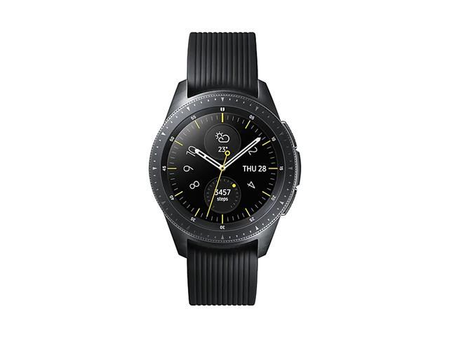 Smartwatch Samsung Galaxy Watch LTE 4G Claro BT 42mm 4GB Preto - 1