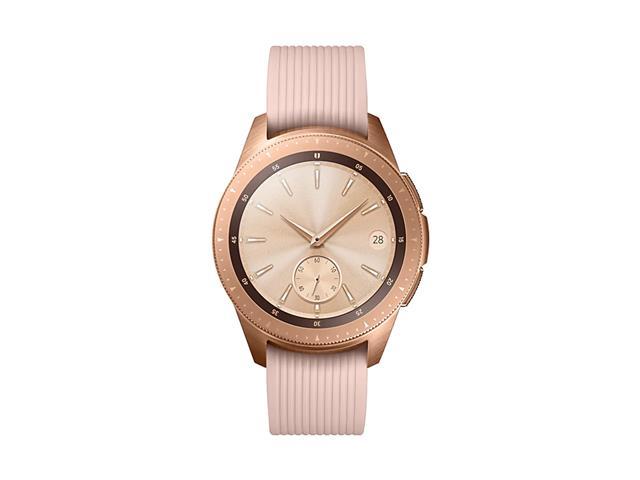 Smartwatch Samsung Galaxy Watch LTE 4G Vivo BT 42mm 4GB Dourado - 1