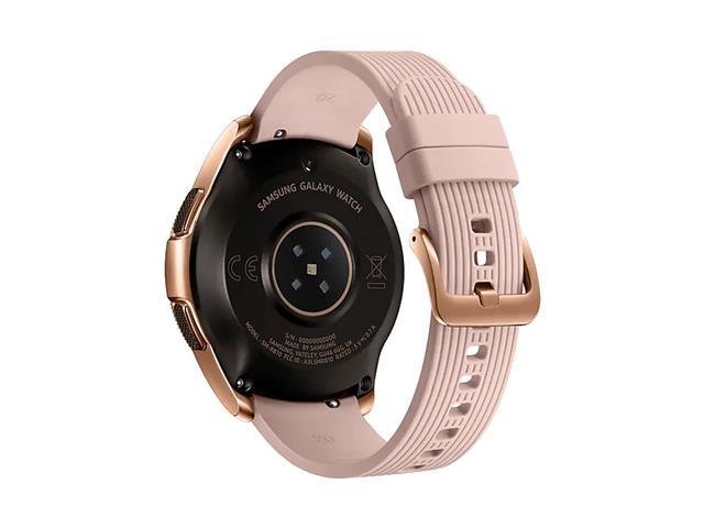 Smartwatch Samsung Galaxy Watch LTE 4G Vivo BT 42mm 4GB Dourado - 3
