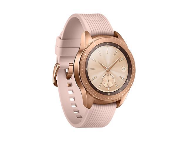 Smartwatch Samsung Galaxy Watch LTE 4G Vivo BT 42mm 4GB Dourado - 2