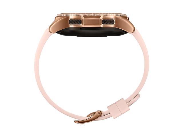 Smartwatch Samsung Galaxy Watch LTE 4G Vivo BT 42mm 4GB Dourado - 4