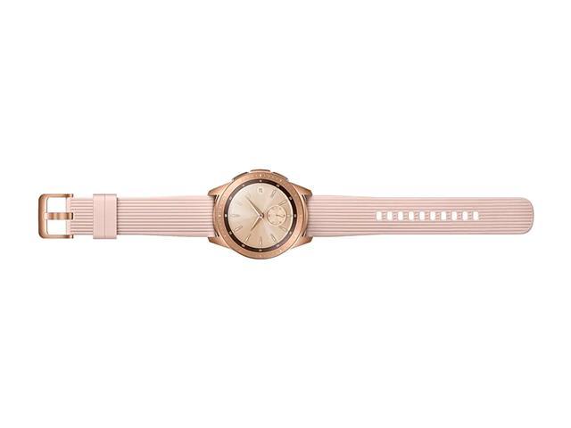 Smartwatch Samsung Galaxy Watch LTE 4G Vivo BT 42mm 4GB Dourado - 5