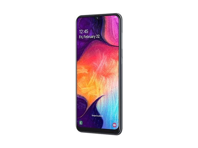 "Smartphone Samsung Galaxy A50 128GB 4G Tela 6.4"" 3 Câm 25+5+8MP Preto - 4"