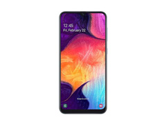 "Smartphone Samsung Galaxy A50 128GB 4G Tela 6.4"" 3 Câm 25+5+8MP Branco - 1"