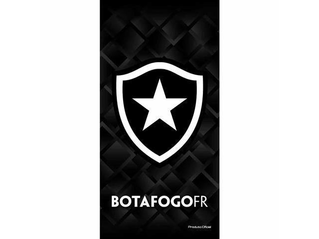 Toalha de Banho Buettner Brasão Botafogo