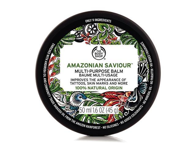 Bálsamo Multifuncional The Body Shop Amazonian Therapy 50ML