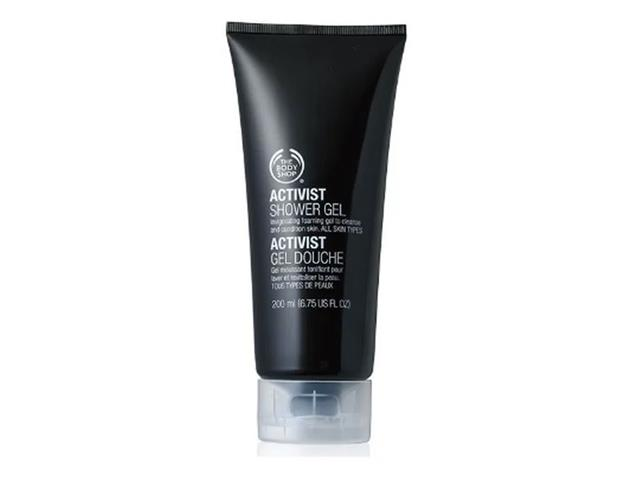 Gel de Limpeza Corporal The Body Shop Activist 200ML