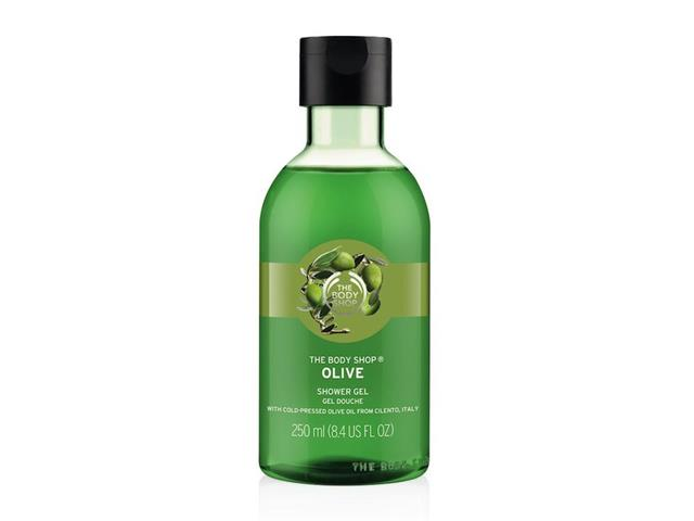 Gel de Limpeza Corporal The Body Shop Oliva 250ML