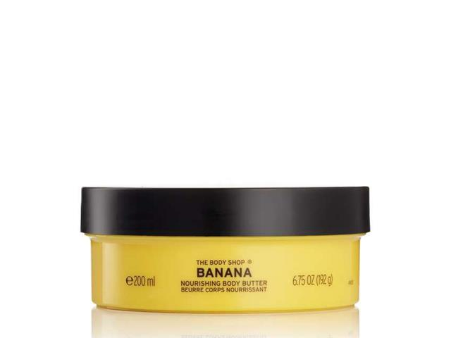 Manteiga Corporal The Body Shop Banana 200ML - 2