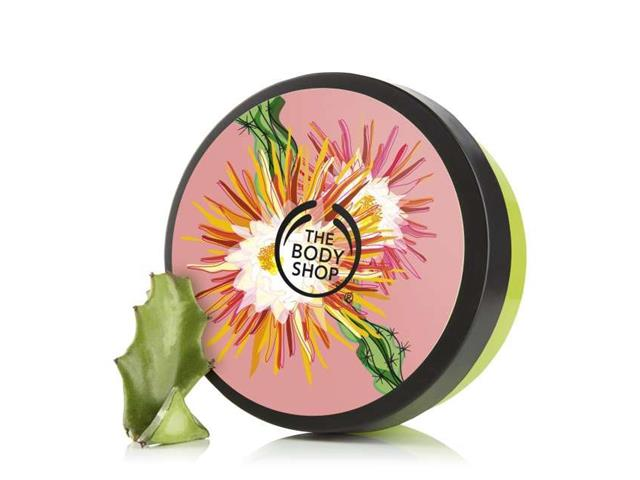 Manteiga Corporal The Body Shop Flor de Cactos 200ML - 1